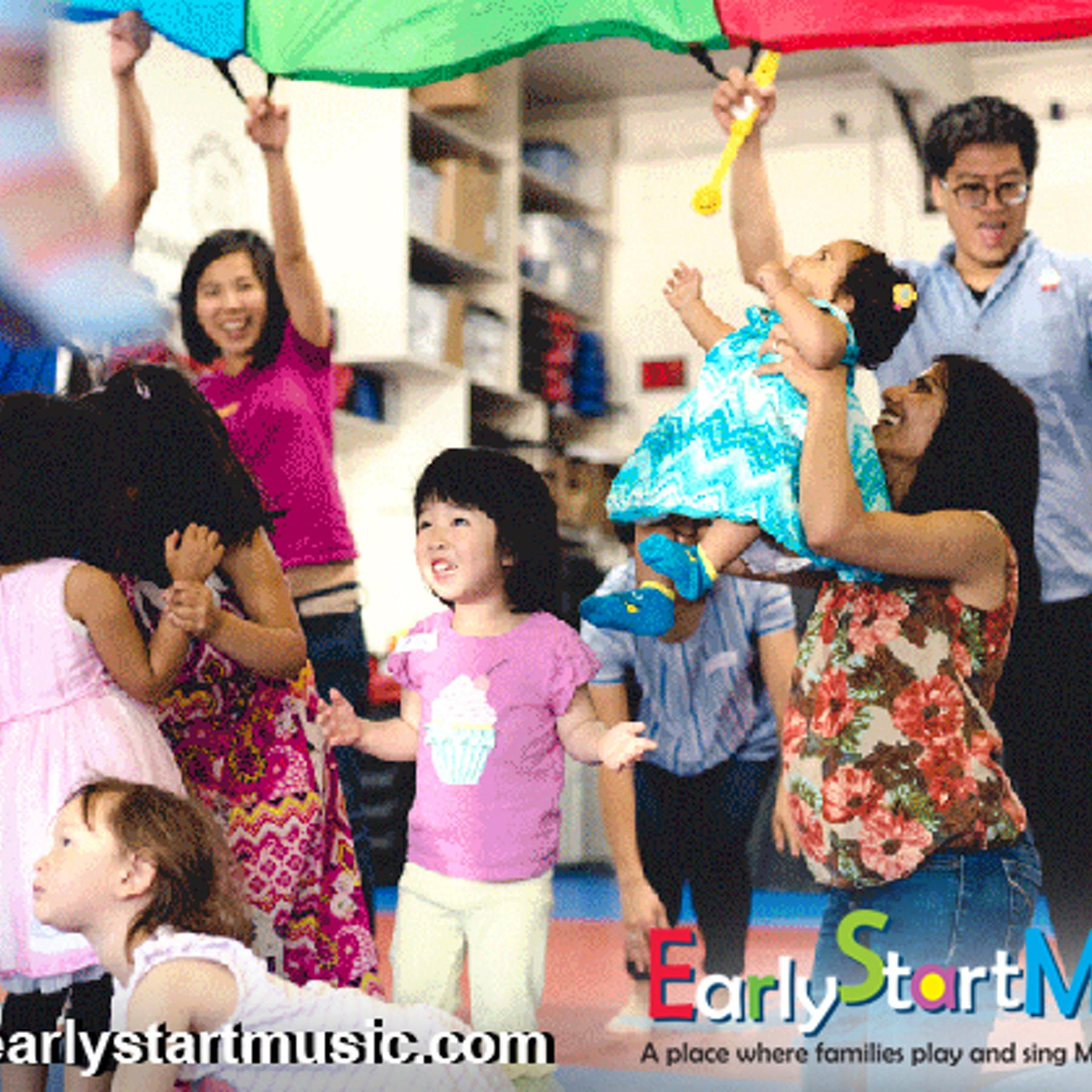 Music Together (Early Start Music) in Fremont - Parent Reviews on Winnie