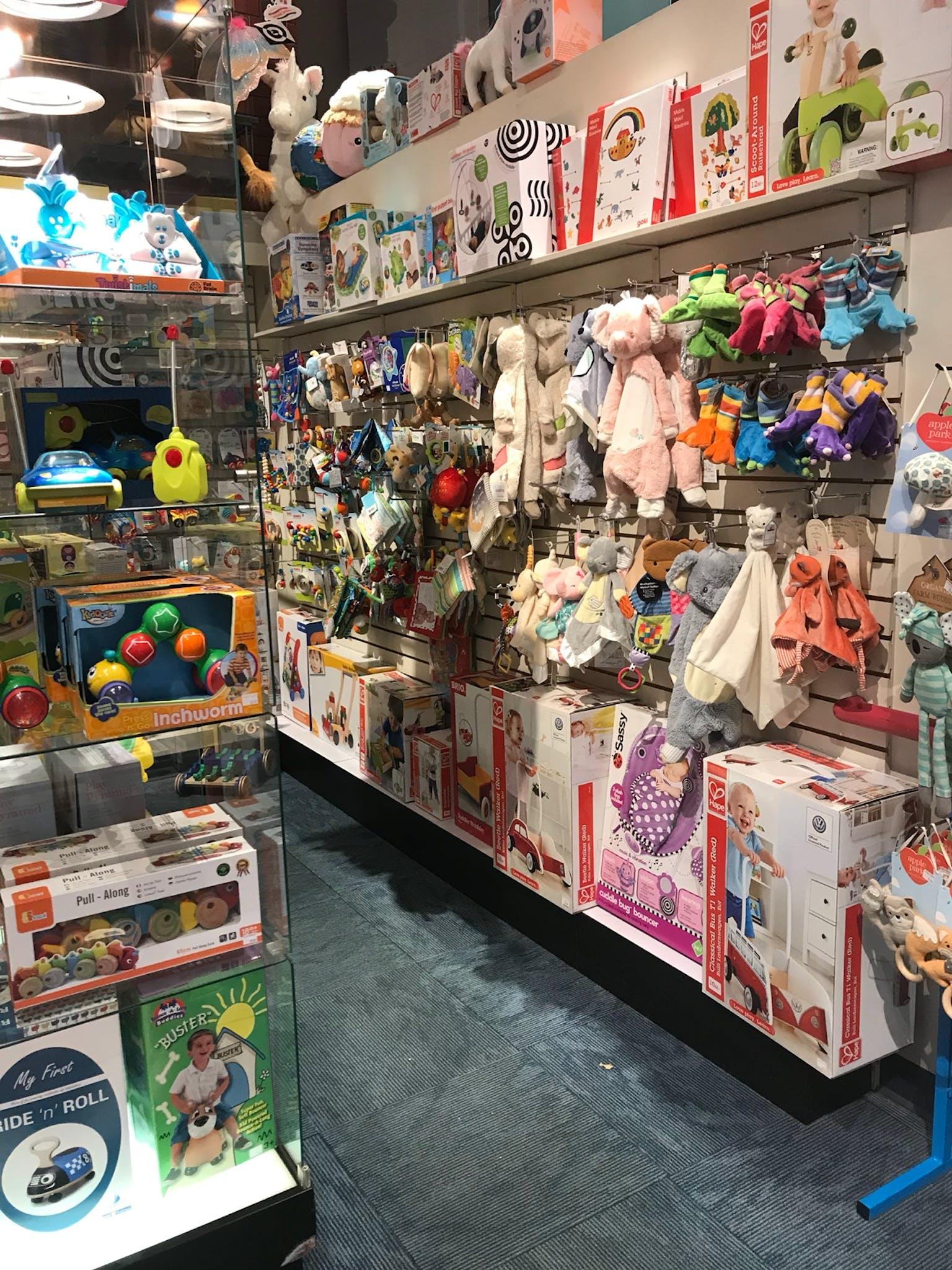 Magic Mouse Toys in Seattle, WA