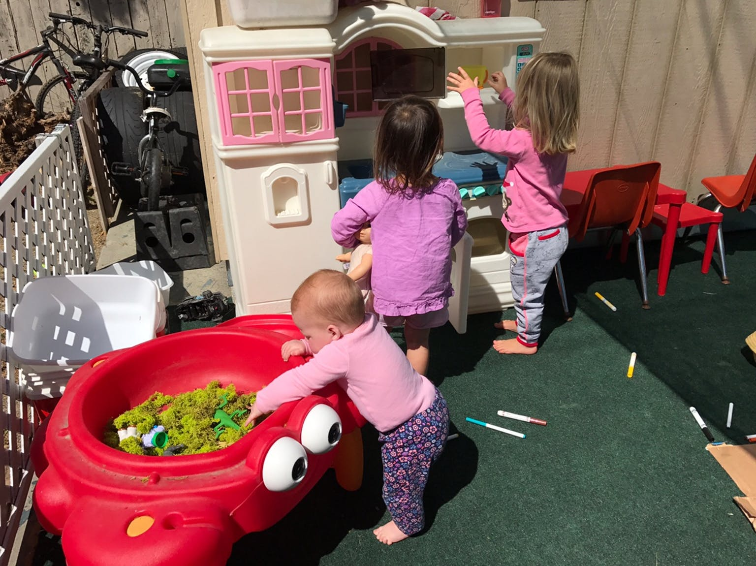 Hello friends, Rincon de luz home family daycare, has    - Winnie