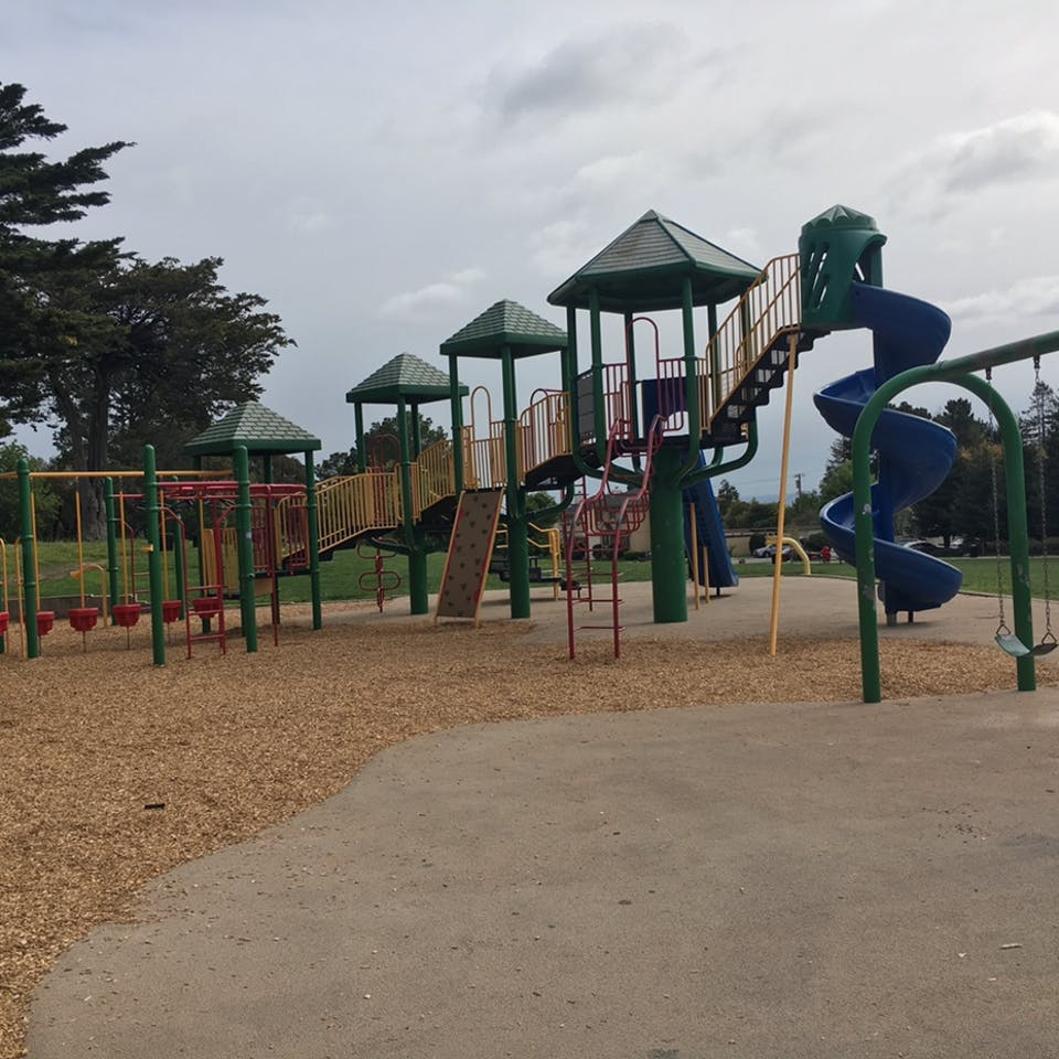 Central Park in Millbrae, CA