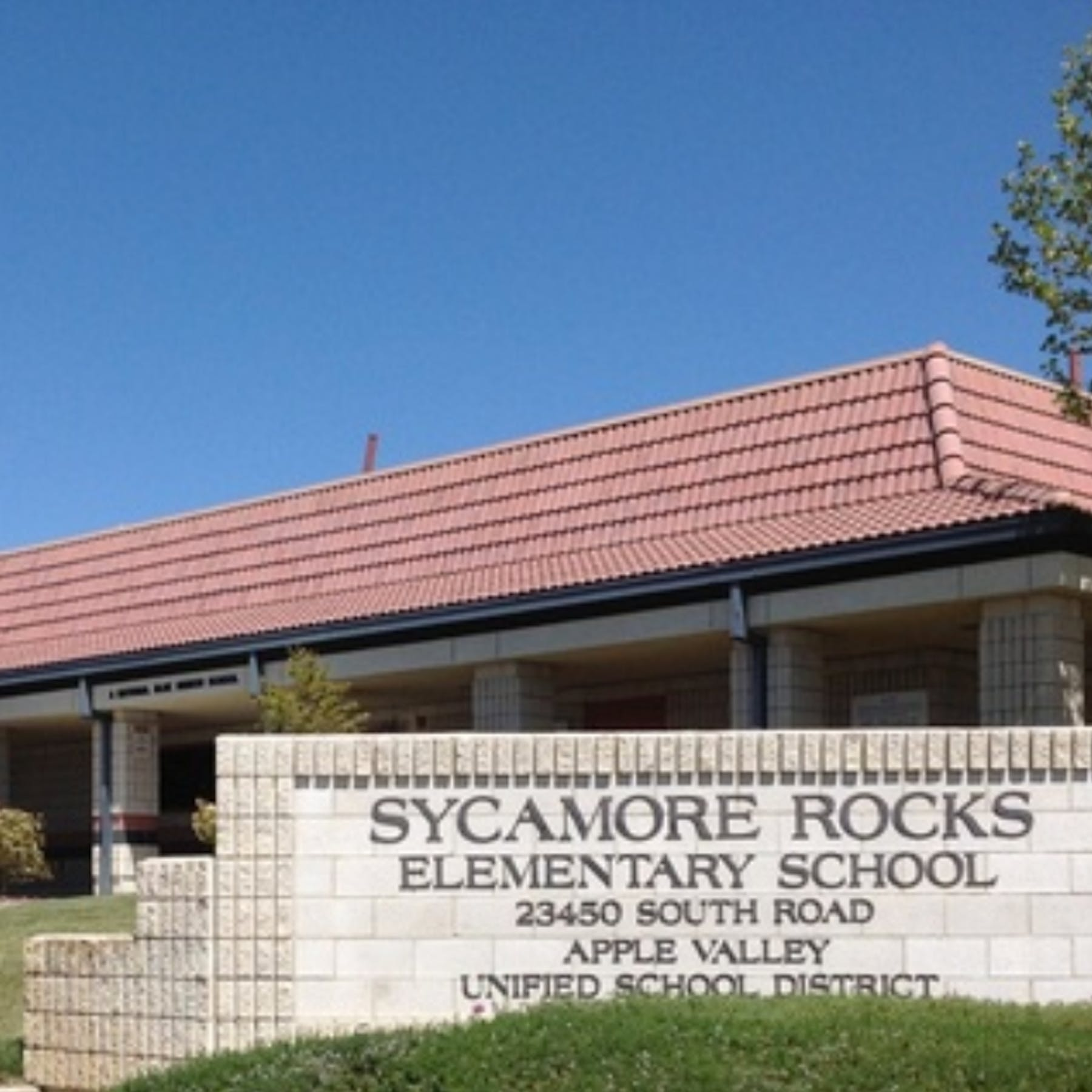 Apple Valley United School District Preschool (Sycamore Rocks
