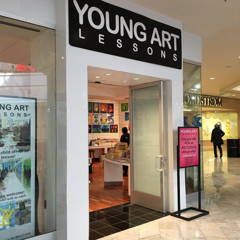 Young Art Lessons in San Francisco, CA