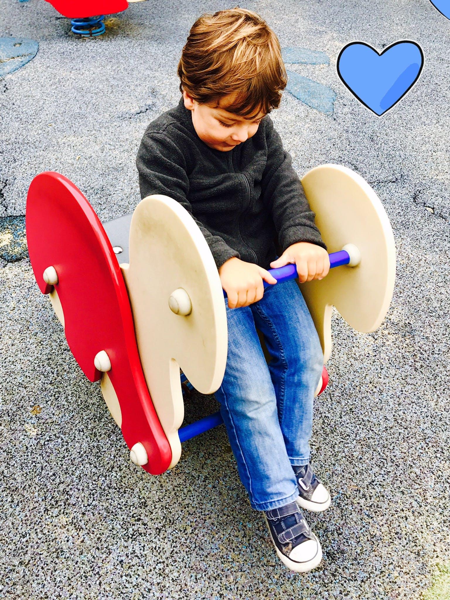 J.P. Murphy Playground in San Francisco, CA