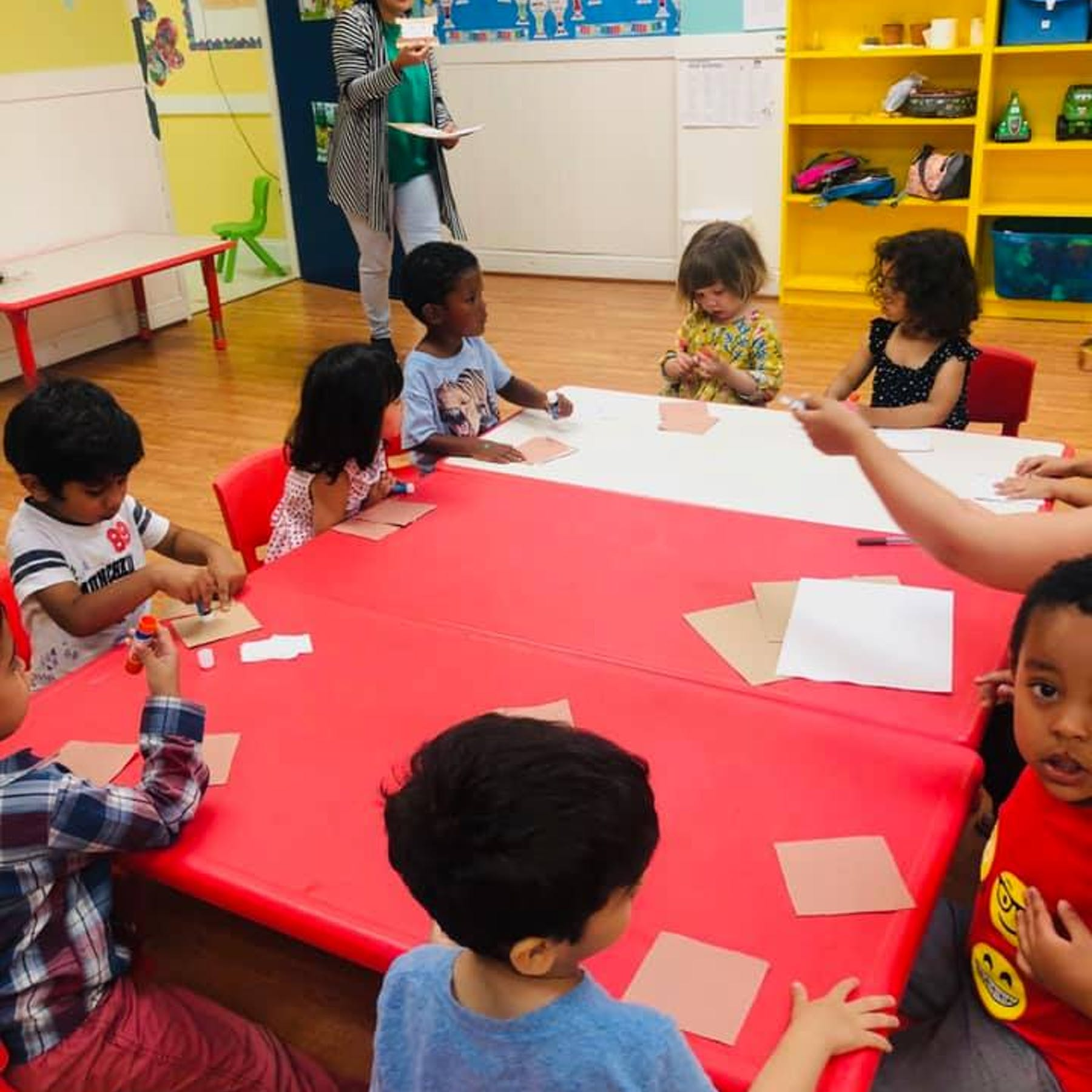 The Rising Star Day Care Daycare In Annandale Va Winnie