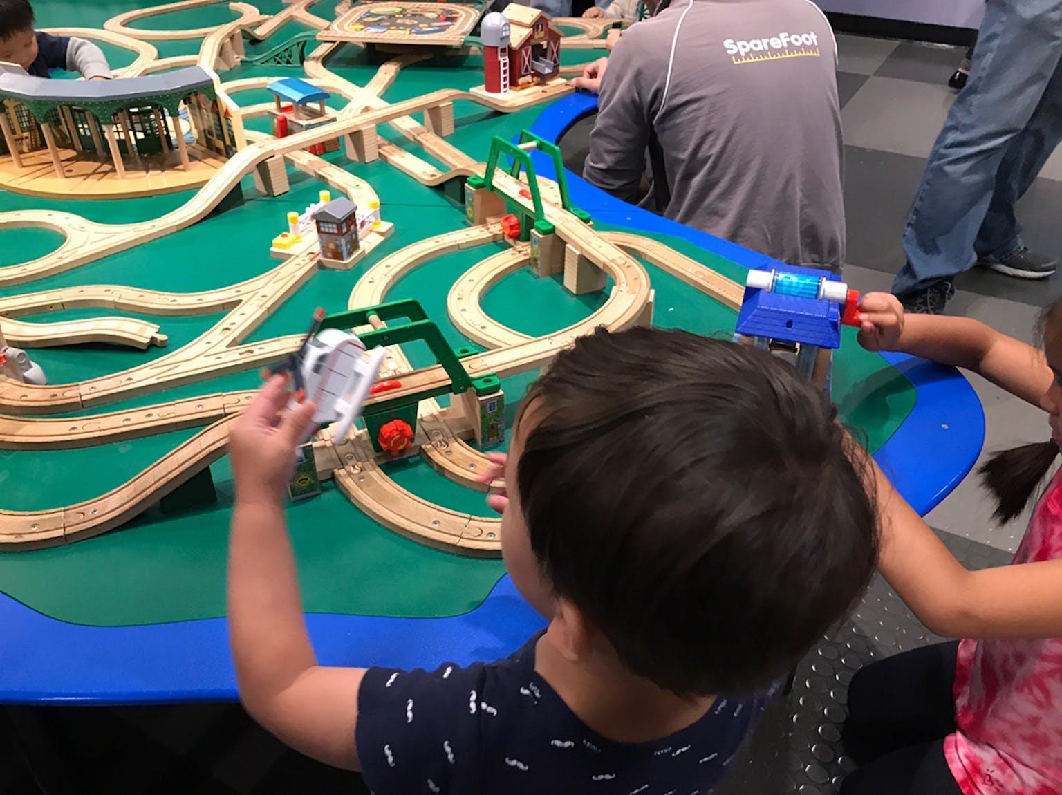 Children's Discovery Museum of San Jose in San Jose, CA