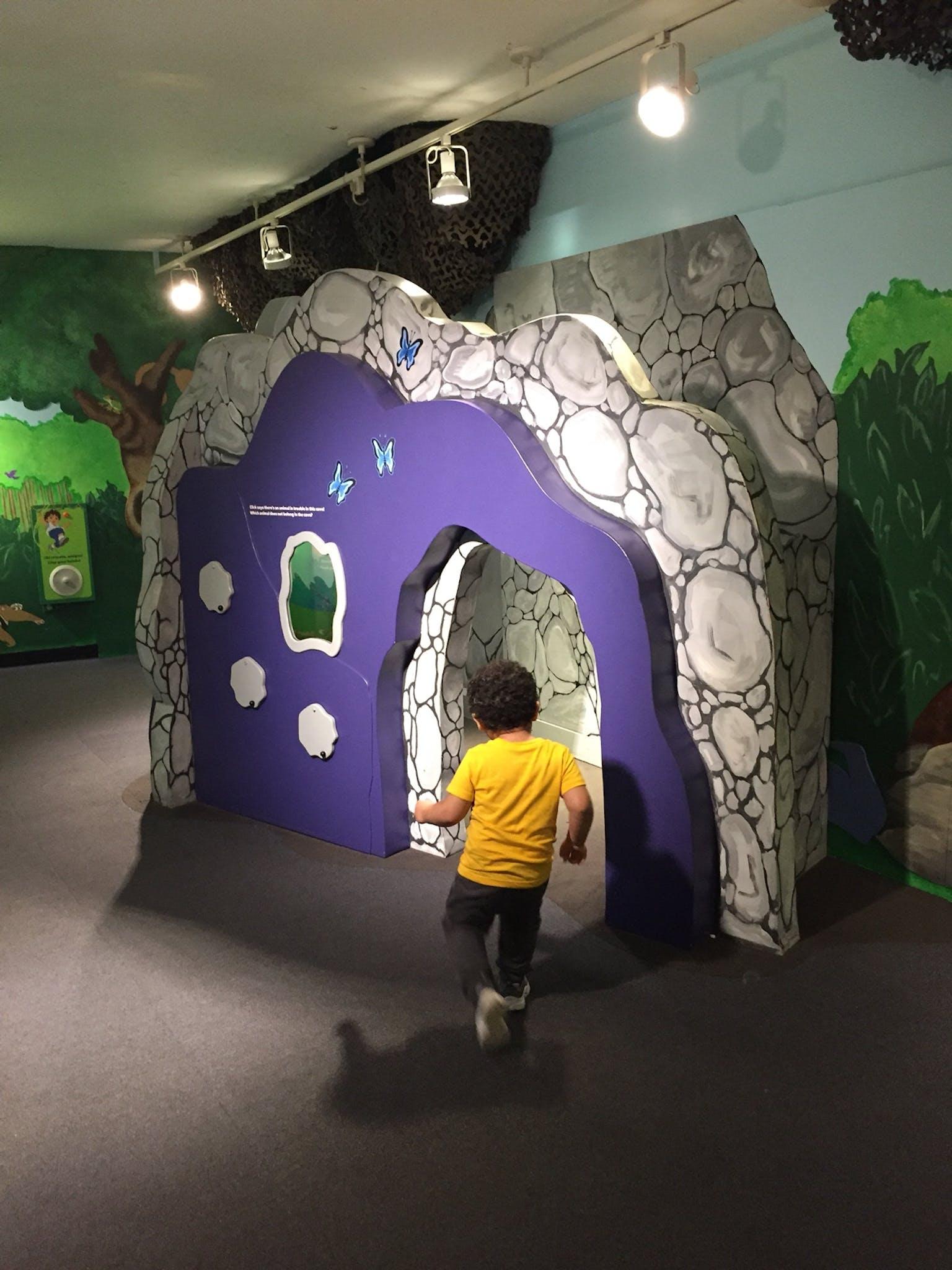 Children's Museum of Manhattan (CMOM) in New York, NY