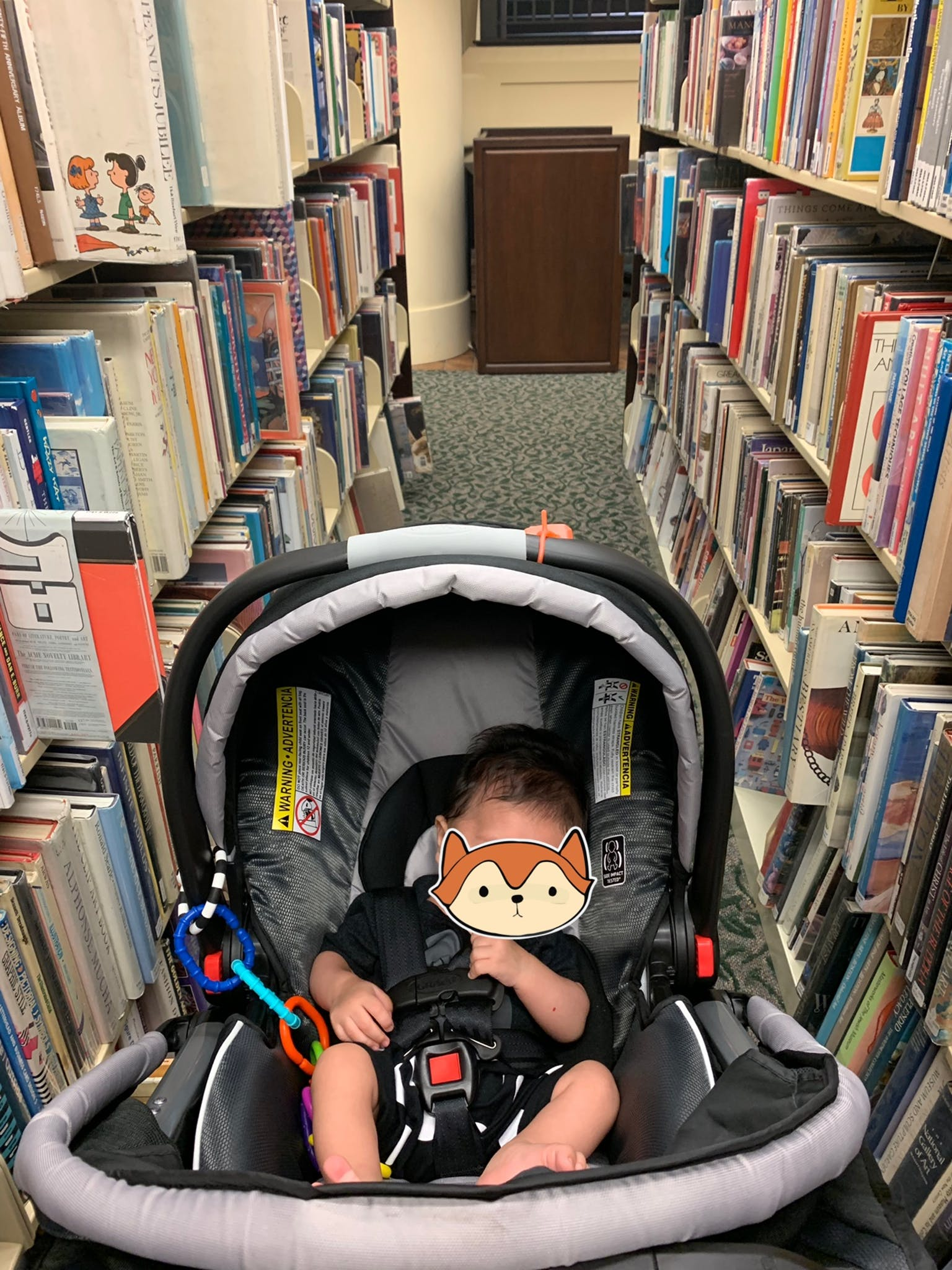 Burlingame Public Library in Burlingame, CA
