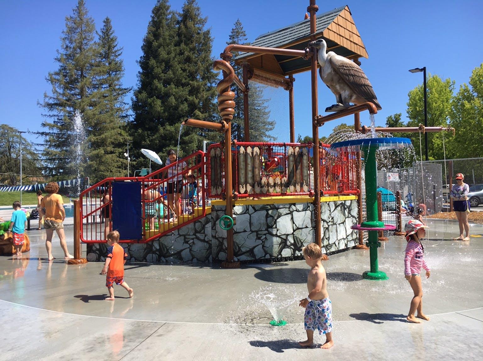 Larkey Park Swim Center in Walnut Creek, CA