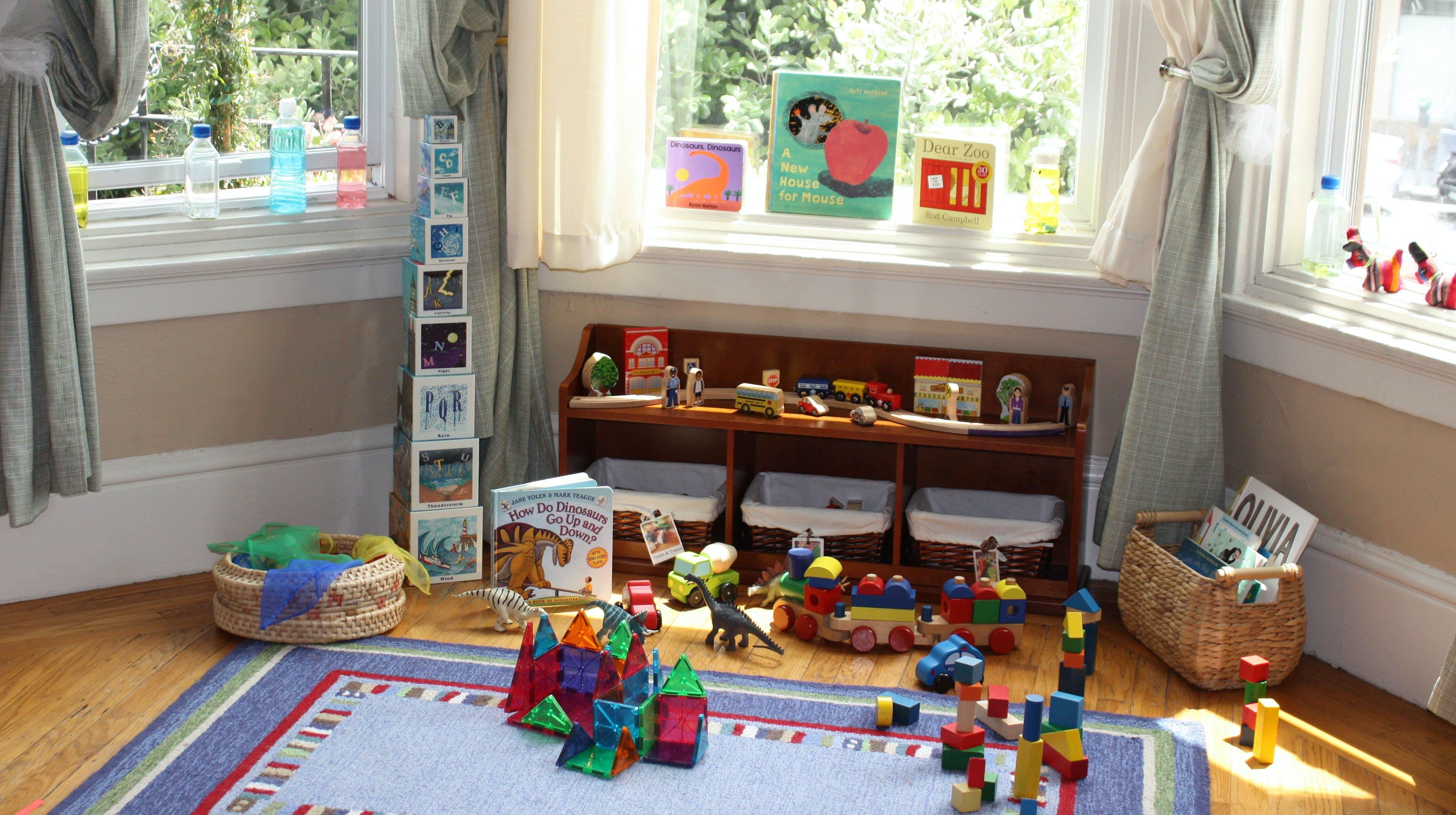 Childrens Garden Daycare in San Francisco Parent Reviews on Winnie