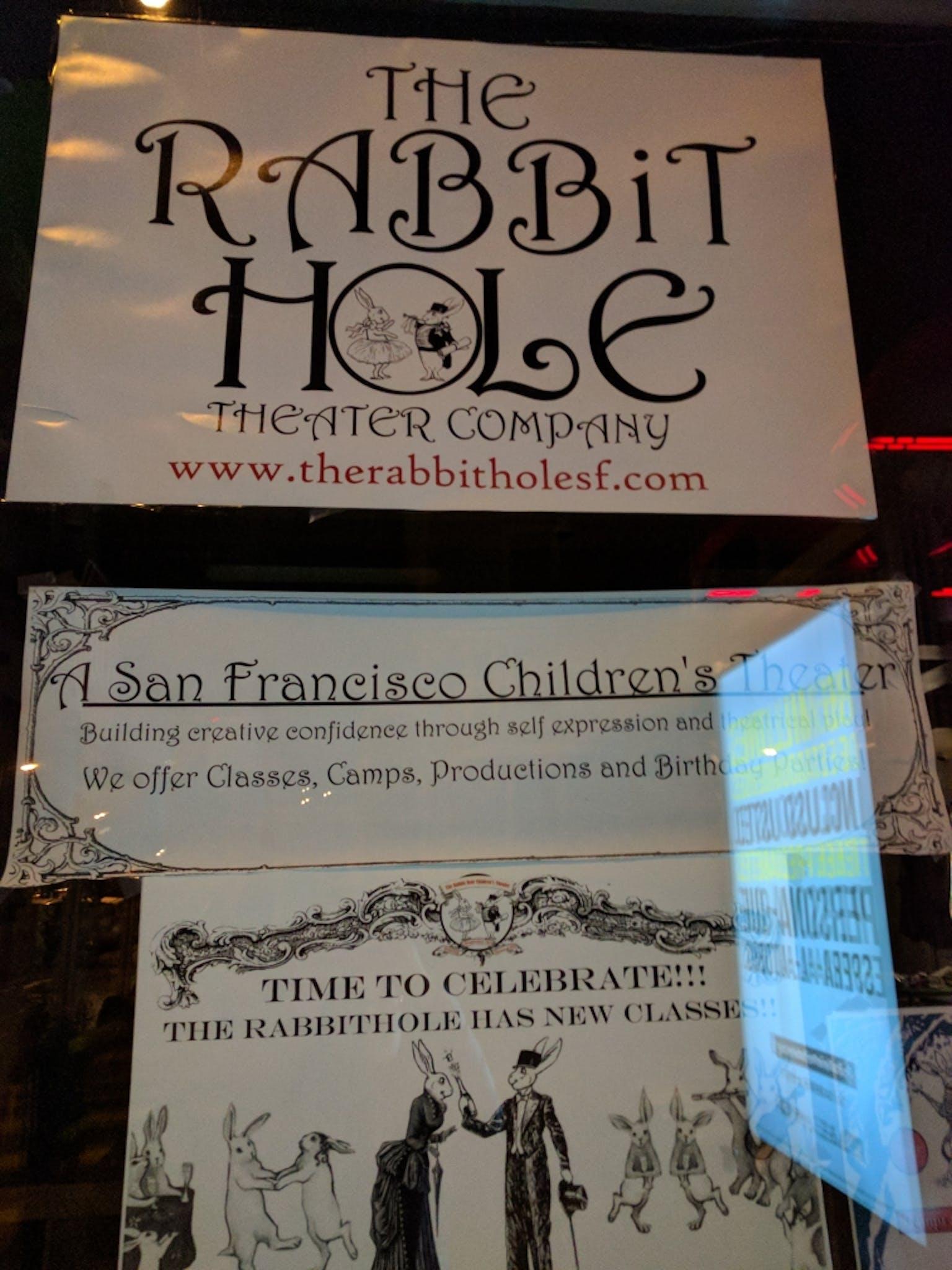 The Rabbit Hole in San Francisco, CA